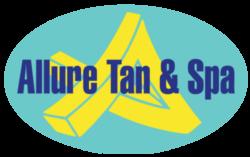 Allure Tan & Spa Logo